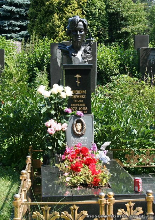 Татьяна Снежина 1972-1995