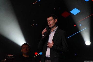Максим Апрель на фестивале