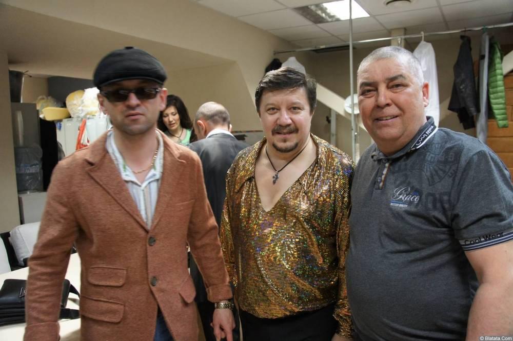 Владимир Стольный за кулисами XIX фестиваля памяти Аркадия Северного 3