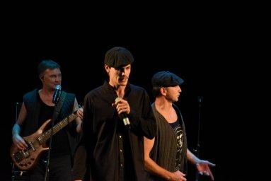 Концерт группы Лесоповал 20
