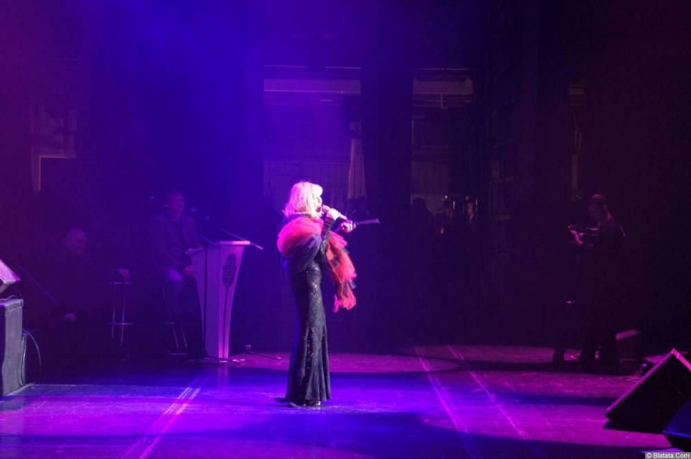 Таня Тишинская на XX-м фестивале памяти Аркадия Северного