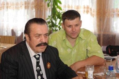 Вилли Токарев с Юрием Белоусовым
