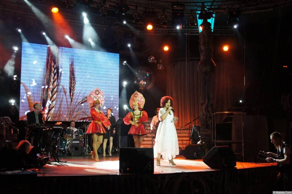Ирина Каспер фото с XIX фестиваля памяти Аркадия Северного 10