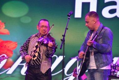 Павел Берденников на 24-м фестивале памяти Аркадия Северного 9