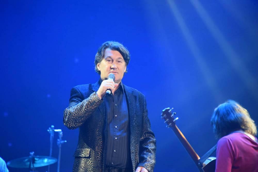 Владимир Черняков на фестивале памяти Аркадия Северного 2018
