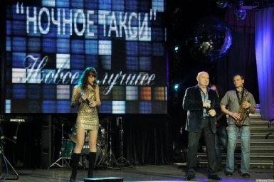 Аркадий Соловейчик на концерте 2013 года 2