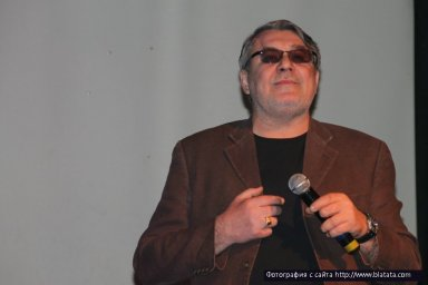 На сцене В.Медяник