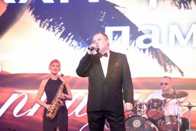 Олег Заикин на 24-м фестивале памяти Аркадия Северного 1