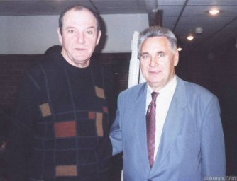 Генрих Сечкин с Эманнуилом Виторганом