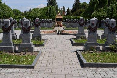 Мемориал на Ольшанском