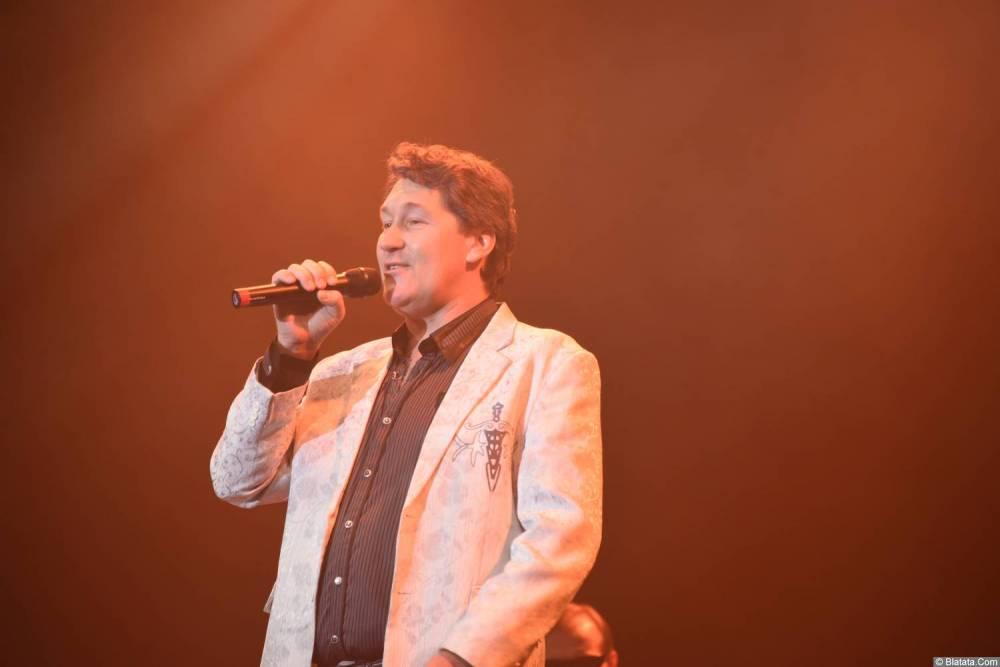 Владимир Черняков на концерте Новое и лучшее 30 ноября 2015 года