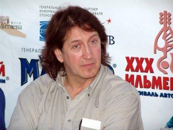 Олег Митяев крупно