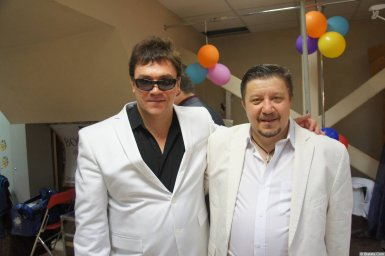 Владимир Стольный на концерте 19 августа 2014 года