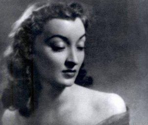 Лидия Циргвава (Вертинская) портрет