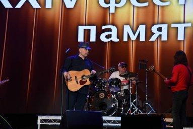 Владимир Марченков на 24-м фестивале памяти Аркадия Северного 4
