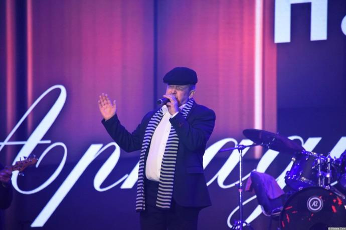 Евгений Любимцев на 24-м фестивале памяти Аркадия Северного 36