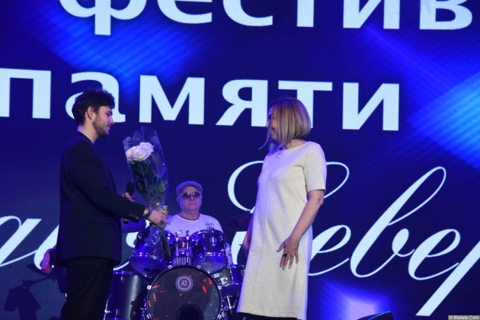 Наталия Звездина и Аркадий Фрумин 13