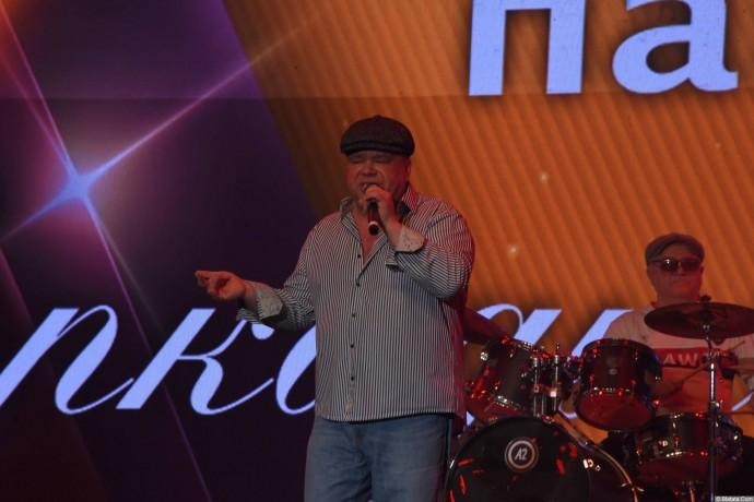 Илья Матраков на 24-м фестивале памяти Аркадия Северного 16