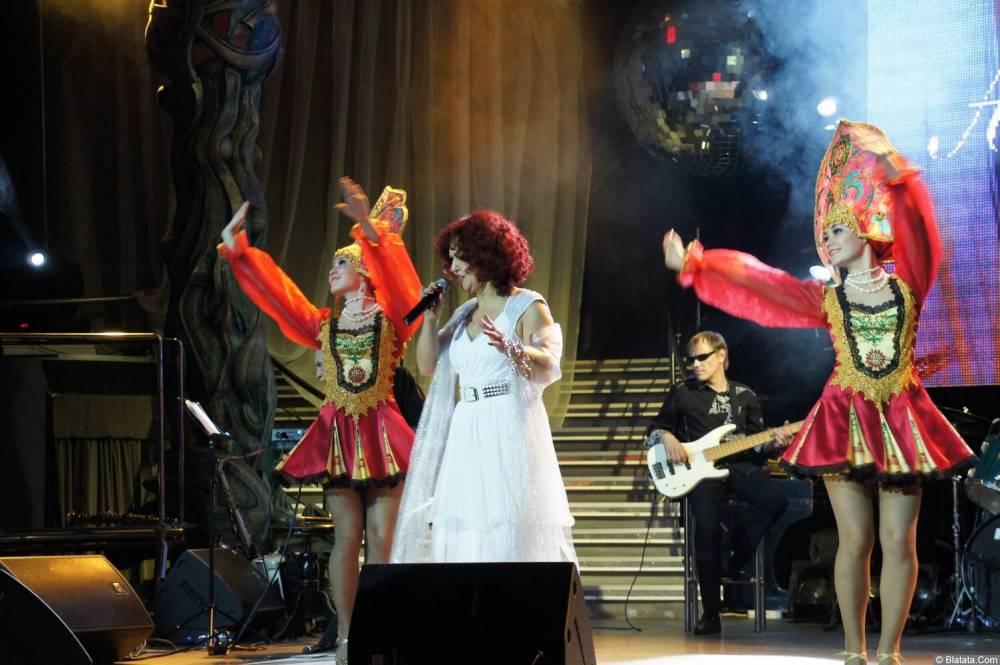 Ирина Каспер фото с XIX фестиваля памяти Аркадия Северного 26
