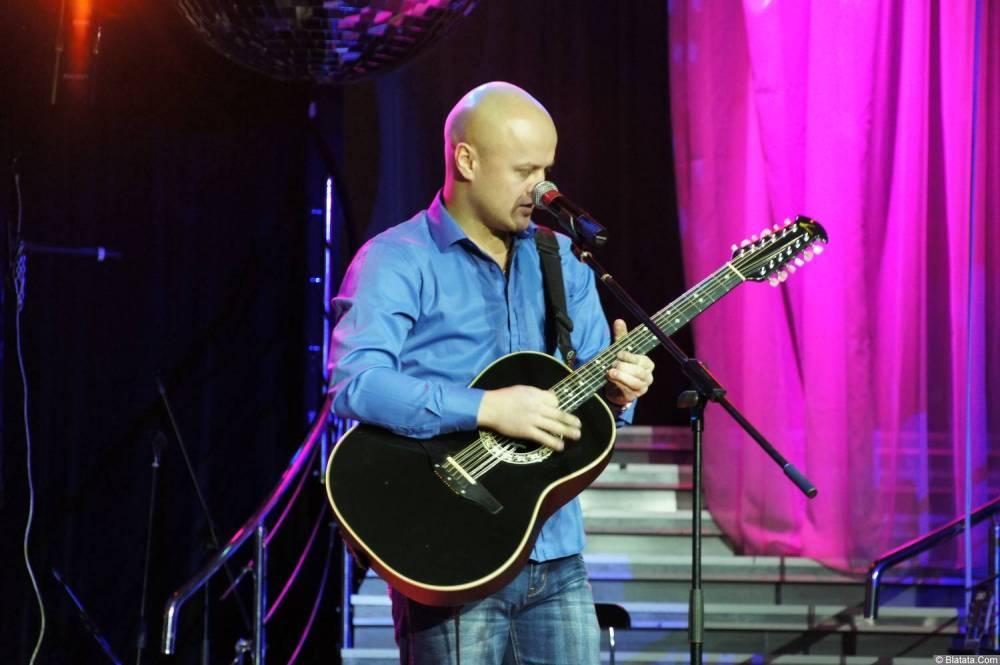 Анатолий Топыркин на концерте Новое и лучшее 17 февраля 2015 года