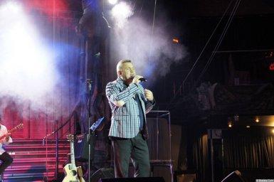 Сергей Ершов фото с XIX фестиваля памяти Аркадия Северного 1