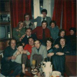 Аркадий Северный у Генриха Сечкина 1978