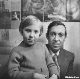 Аркадий Северный с дочерью в гостях у Николая Рыжкова 6