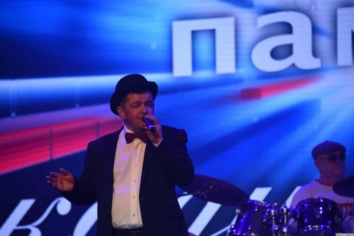 Евгений Любимцев на 24-м фестивале памяти Аркадия Северного 24