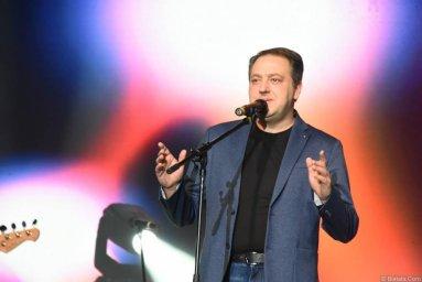 Алексей Иванов на втором фестивале имени Александра Фрумина