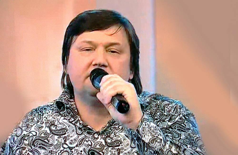 Игорь Слуцкий с микрофоном