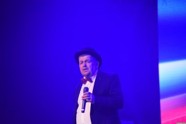 Евгений Любимцев на 24-м фестивале памяти Аркадия Северного 11