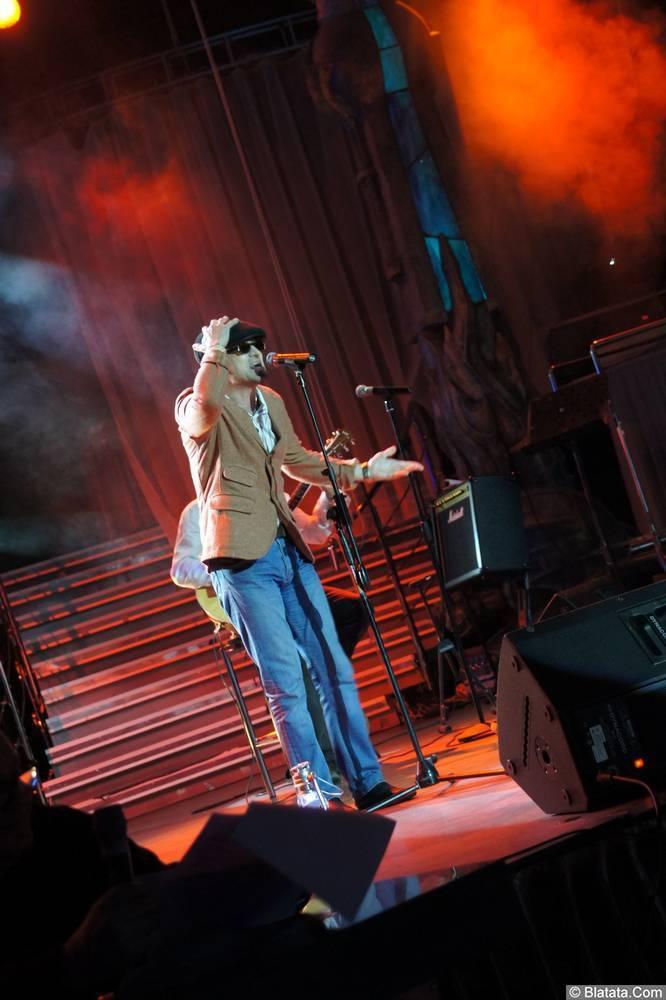 Виталий Кочетков на сцене XIX фестиваля памяти Аркадия Северного 3