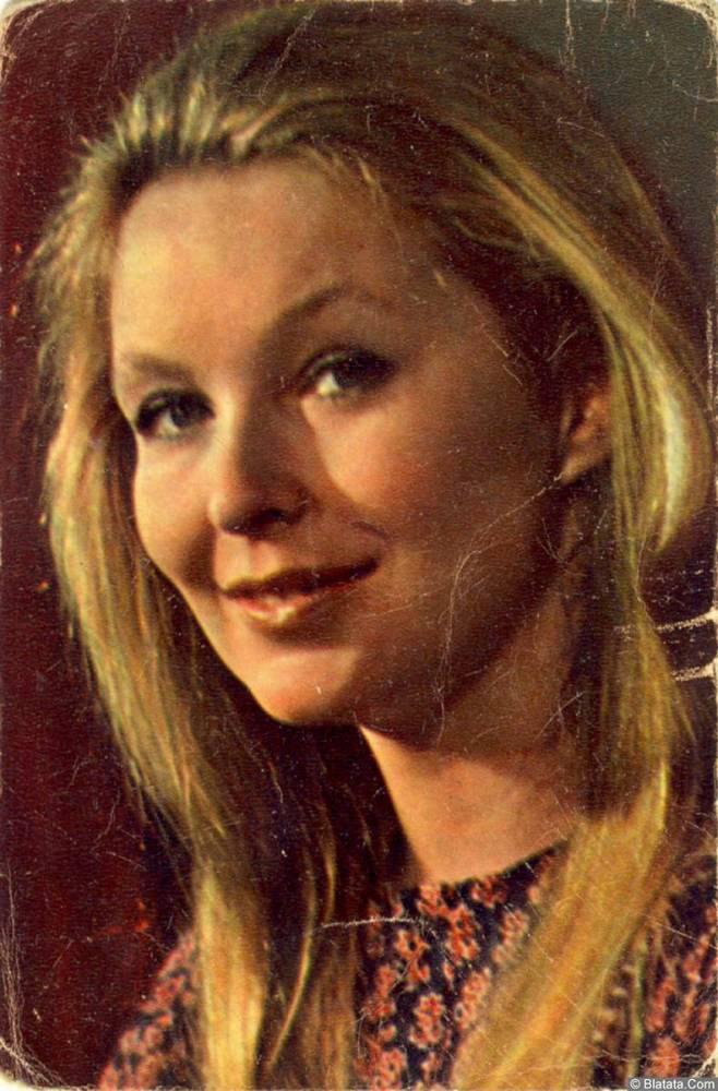 Марина Влади 80-е
