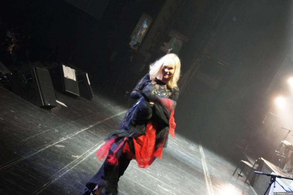 Таня Тишинская уходит со сцены на XX-м фестивале памяти Аркадия Северного
