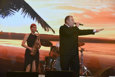 Олег Заикин на 24-м фестивале памяти Аркадия Северного 23
