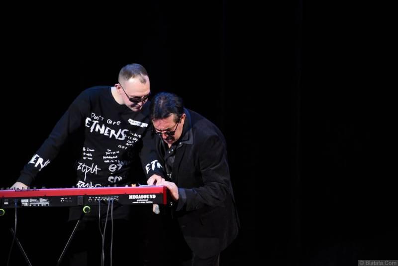 Концерт Владимира Ждамирова в Калининграде 16
