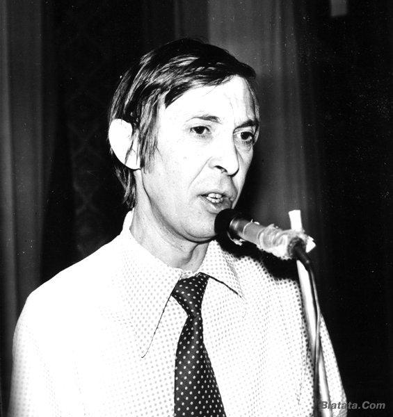 """Аркадий Северный на записи альбома с ансамблем """"Трезвость"""" в 1980 году 15"""