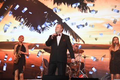 Олег Заикин на 24-м фестивале памяти Аркадия Северного 6