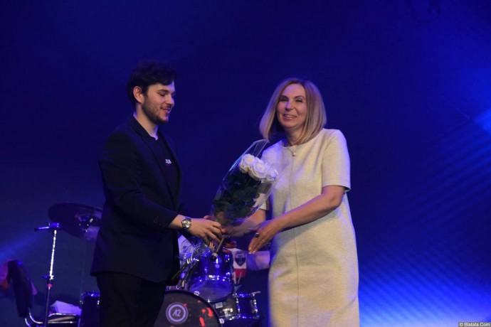 Наталия Звездина и Аркадий Фрумин 6