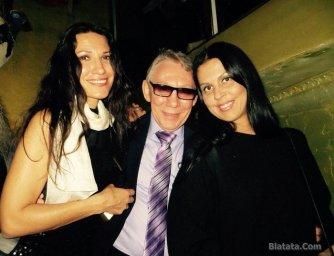 Михаил Грубов с гостями