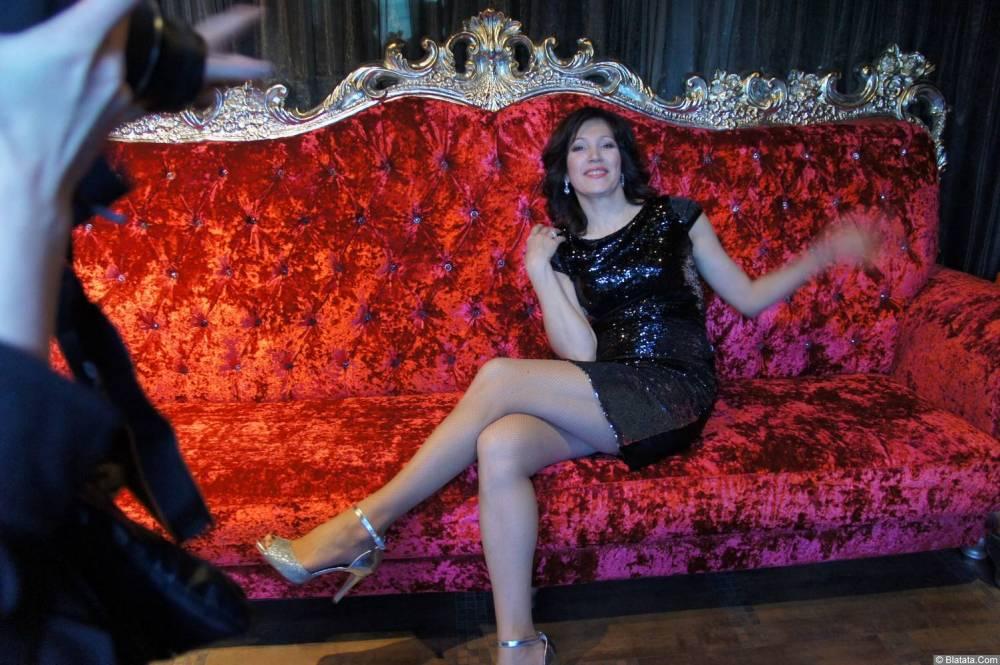 Елена Бакурова фото с XIX фестиваля памяти Аркадия Северного 3
