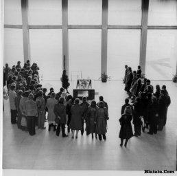 Похороны Аркадия Северного в зале крематория