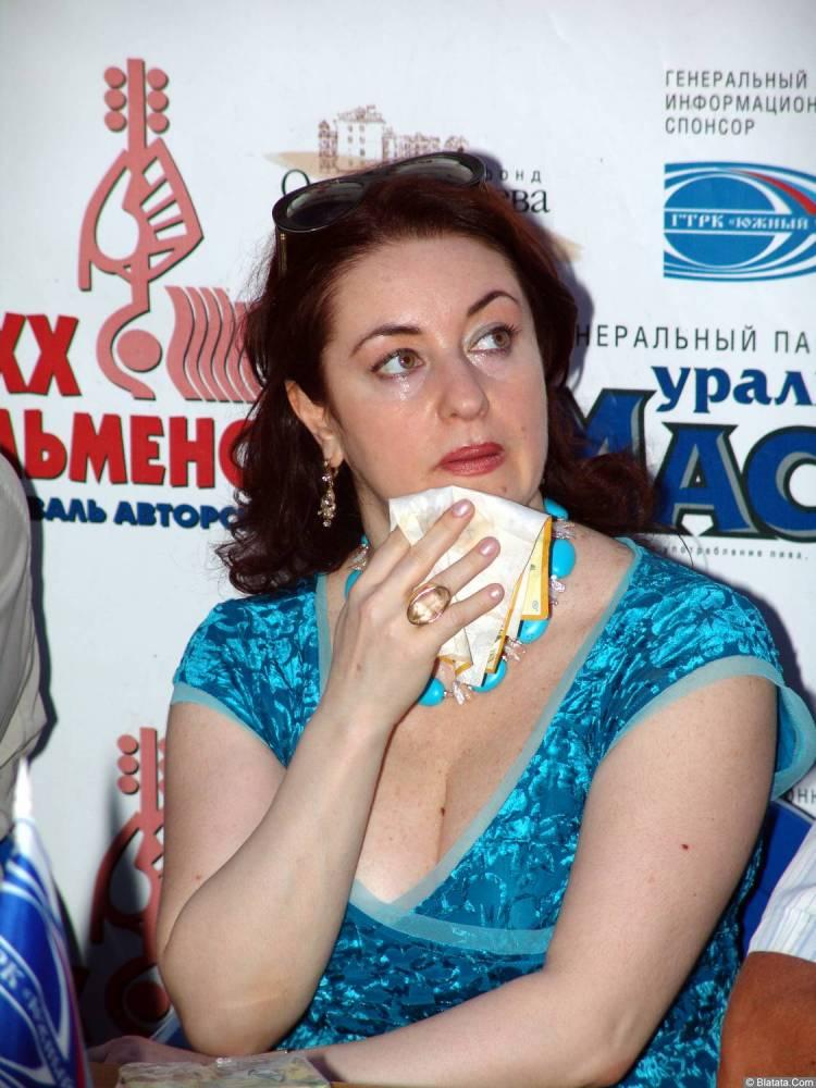 Тамара Гвердцители  на ХХХ-м Ильменском фестивале 3
