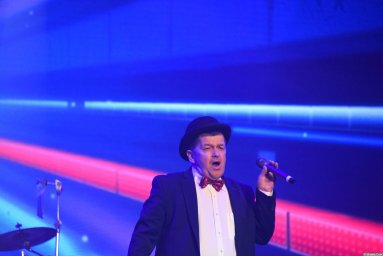 Евгений Любимцев на 24-м фестивале памяти Аркадия Северного 15
