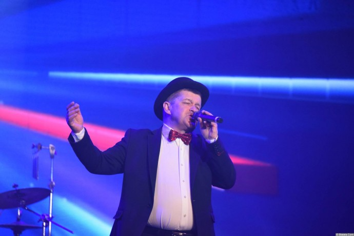 Евгений Любимцев на 24-м фестивале памяти Аркадия Северного 14