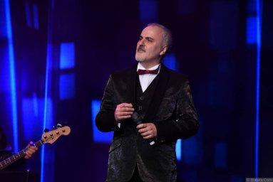 Иосиф Гамрекели на втором фестивале шансона имени Александра Фрумина