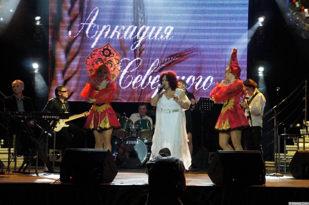 Ирина Каспер фото с XIX фестиваля памяти Аркадия Северного 25