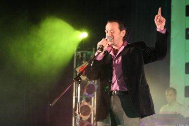 Виталий Волин 13-14 декабря 2008 года на фестивале Хорошая песня 15