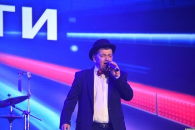 Евгений Любимцев на 24-м фестивале памяти Аркадия Северного 18