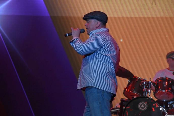Илья Матраков на 24-м фестивале памяти Аркадия Северного 2